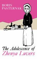 Adolescence of Zhenya Luvers (Paperback)