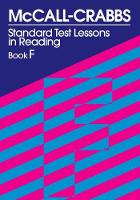 Mccall Crabbs Standard Test (Paperback)