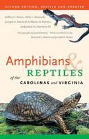Amphibians and Reptiles of the Carolinas and Virginia (Hardback)