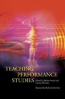 Teaching Performance Studies - Theater in the Americas (Paperback)