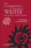 The Community College Writer: Exceeding Expectations (Paperback)