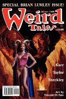 Weird Tales 295 (Winter 1989/1990) (Paperback)