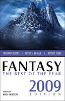 Fantasy: The Best of the Year, 2009 Edition (Paperback)