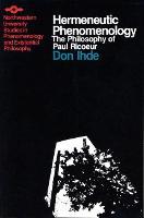 Hermeneutic Phenomenology - Studies in Phenomenology and Existential Philosophy (Paperback)