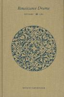 Essays on Renaissance Dramatic Traditions (Hardback)