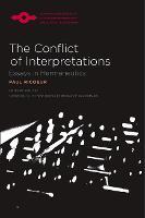 The Conflict Of Interpretations: Essays In Hermeneutics - Studies in Phenomenology and Existential Philosophy (Paperback)