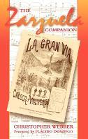 The Zarzuela Companion (Hardback)