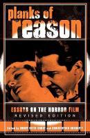 Planks of Reason: Essays on the Horror Film (Paperback)