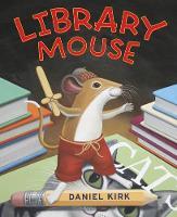 Library Mouse (Hardback)