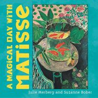 Magical Day With Matisse (Board book)