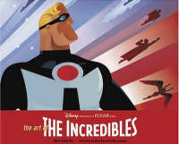 The Art of the Incredibles (Hardback)
