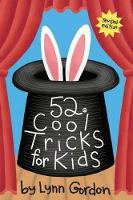 52 Series: Cool Tricks for Kids - 52 Series