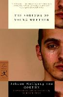 The Sorrows of Young Werther - Modern Library Classics (Paperback)