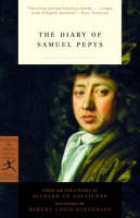 The Diary of Samuel Pepys - Modern Library Classics (Paperback)