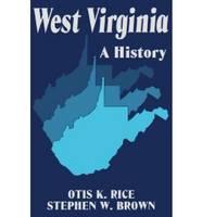 West Virginia: A History (Hardback)