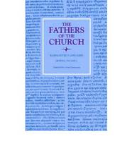 Barsanuphius and John: Letters v. 1 - Fathers of the Church Series 113 (Hardback)