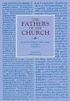 Letters, Volume 2 - Fathers of the Church: A New Translation (Patristic Series) (Paperback)