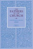 Letters, Volume 1 - Fathers of the Church: A New Translation (Patristic Series) (Paperback)