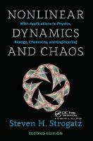 Nonlinear Dynamics and Chaos with Student Solutions Manual: With Applications to Physics, Biology, Chemistry, and Engineering, Second Edition (Paperback)