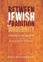 Between Jewish Tradition and Modernity
