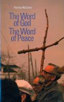 The Word of God - the Word of Peace (Paperback)