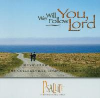 We Will Follow You, Lord - Year C (CD-ROM)