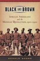 Black and Brown: African Americans and the Mexican Revolution, 1910-1920 - American History and Culture (Hardback)