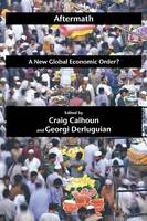 Aftermath: A New Global Economic Order? (Paperback)