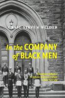 In The Company Of Black Men: The African Influence on African American Culture in New York City (Hardback)