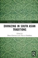 Divinizing in South Asian Traditions (Hardback)