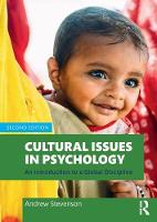 Cultural Issues in Psychology: An Introduction to a Global Discipline (Paperback)