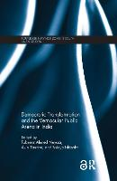 Democratic Transformation and the Vernacular Public Arena in India - Routledge New Horizons in South Asian Studies (Paperback)