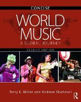 World Music CONCISE: A Global Journey (Paperback)