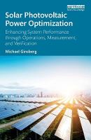 Solar Photovoltaic Power Optimization