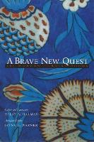 A Brave New Quest: 100 Modern Turkish Poems - Middle East Literature In Translation (Paperback)