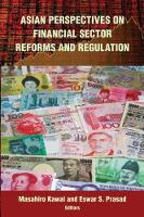 Asian Perspectives on Financial Sector Reforms and Regulation (Paperback)