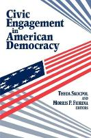 Civic Engagement in American Democracy (Paperback)
