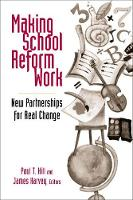 Private Institutions, Public School Reform (Paperback)