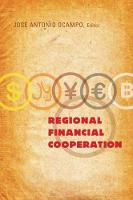Regional Financial Cooperation (Paperback)