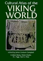 Atlas of the Viking World - Cultural Atlas (Hardback)