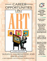 Career Opportunities in Art, Third Edition (Paperback)