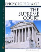 Encyclopedia of the Supreme Court (Hardback)