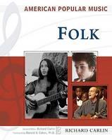 American Popular Music: Folk (Hardback)