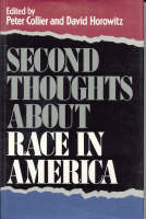 Second Thoughts About Race in America (Hardback)