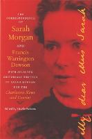 The Correspondence of Sarah Morgan and Francis Warrington Dawson