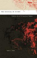 The Material of Poetry: Sketches for a Philosophical Poetics - Georgia Southern University Jack N. and Addie D. Averitt Lecture Ser. (Paperback)