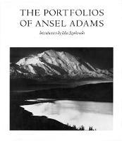 The Portfolios Of Ansel Adams (Paperback)