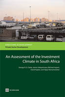 An Assessment of the Investment Climate in South Africa (Paperback)