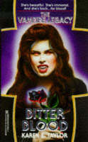 Bitter Blood - The Vampire Legacy (Paperback)