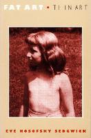 Fat Art, Thin Art (Paperback)